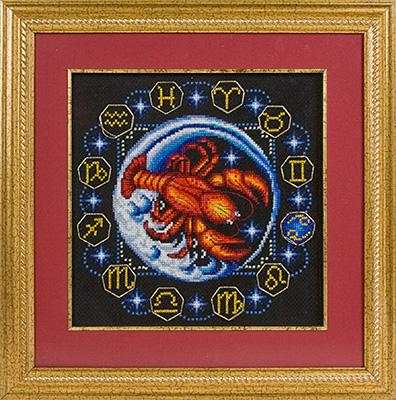 схема знаков зодиака из