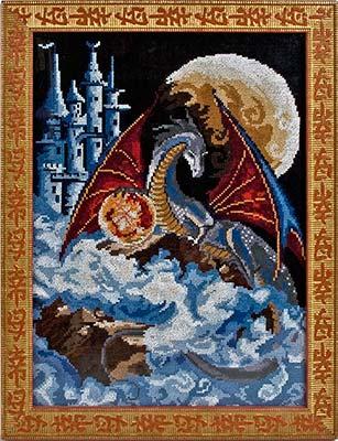 Дракон голубой планеты